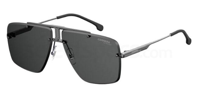 KJ1 (2K) CARRERA 1016/S Sunglasses, Carrera