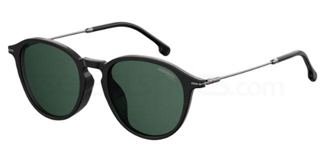 807 (QT) CARRERA 196/F/S Sunglasses, Carrera