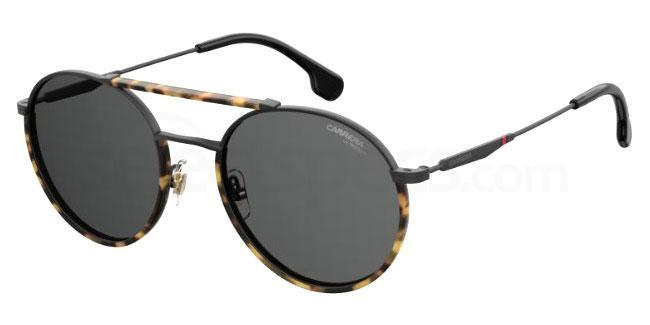 003 (IR) CARRERA 208/S Sunglasses, Carrera