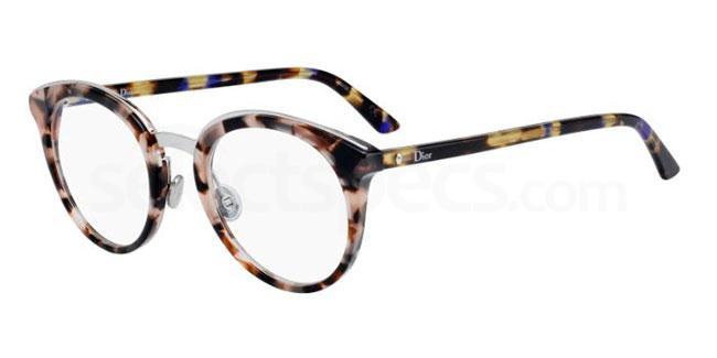 0T4 MONTAIGNE48 Glasses, Dior