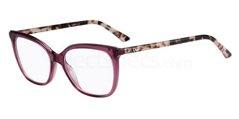 0UC MONTAIGNE50 Glasses, Dior