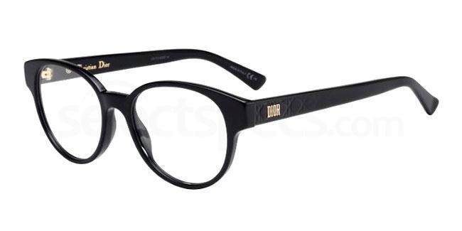 807 LADYDIORO1 Glasses, Dior