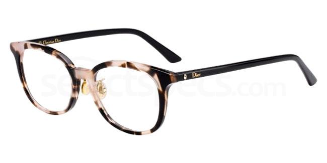 HT8 MONTAIGNE57F Glasses, Dior