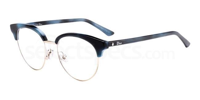 H8D MONTAIGNE58 Glasses, Dior