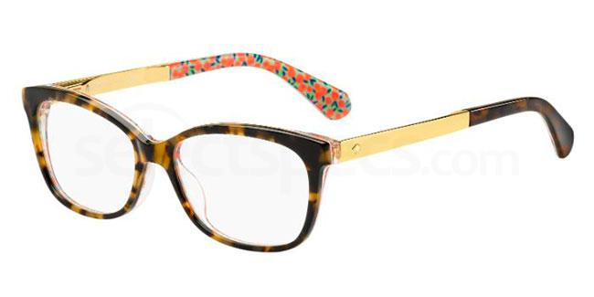 2NL JODIANN Glasses, Kate Spade
