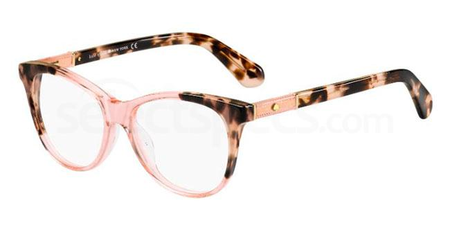 OO4 JOHNNA Glasses, Kate Spade