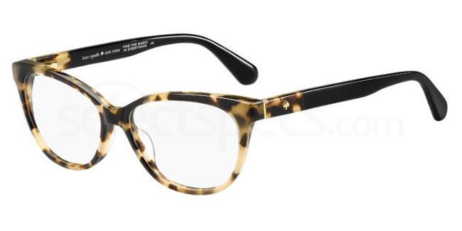 581 KARLEE Glasses, Kate Spade