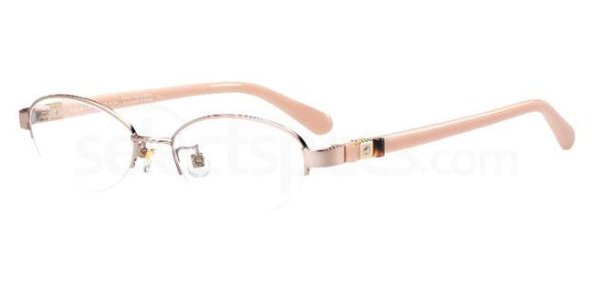 J92 JADELYN/F Glasses, Kate Spade