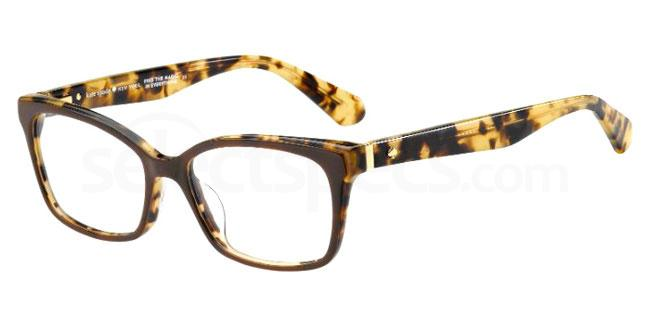 WR9 JERI Glasses, Kate Spade