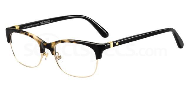 086 ADALI Glasses, Kate Spade