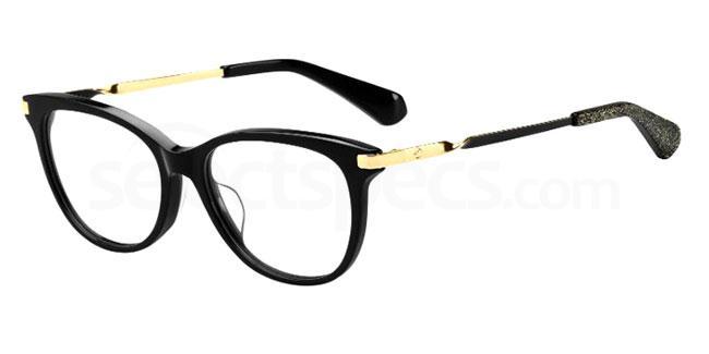 807 EMALIE/F Glasses, Kate Spade
