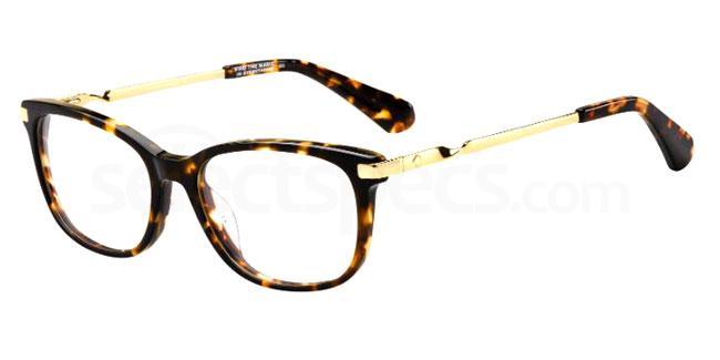 086 JAILENE Glasses, Kate Spade