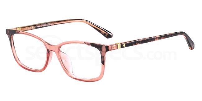 3DV JENNILYN/F Glasses, Kate Spade