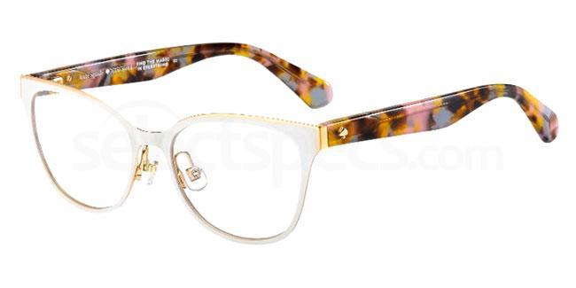 SZJ VANDRA Glasses, Kate Spade
