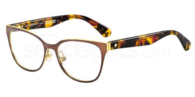 WR9 VANDRA Glasses, Kate Spade