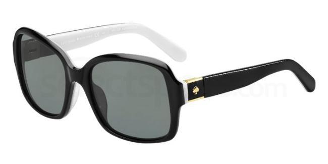 QOP  (RA) ANNORA/P/S Sunglasses, Kate Spade