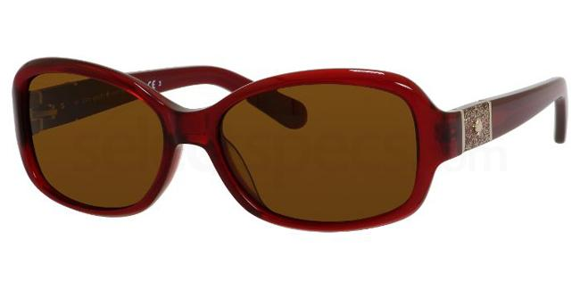 FWG  (VW) CHEYENNE/P/S Sunglasses, Kate Spade