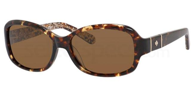 CX4 (VW) CHEYENNE/P/S Sunglasses, Kate Spade