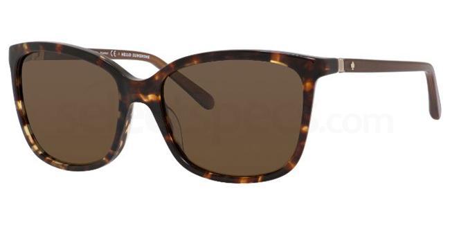 RRW  (VW) KASIE/P/S Sunglasses, Kate Spade