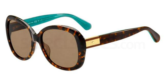 FZL  (SP) JUDYANN/P/S Sunglasses, Kate Spade