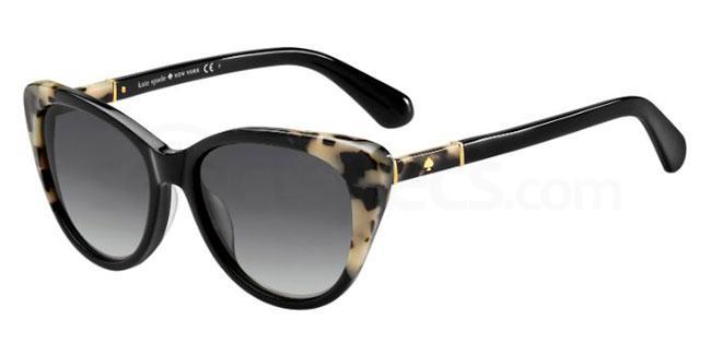 WR7  (9O) SHERYLYN/S Sunglasses, Kate Spade