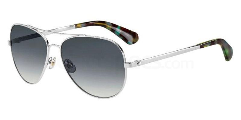010 (9O) AVALINE2/S Sunglasses, Kate Spade