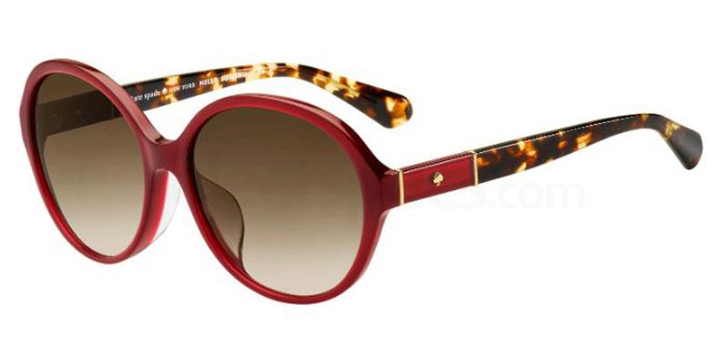 YDC (HA) DRINA/F/S Sunglasses, Kate Spade
