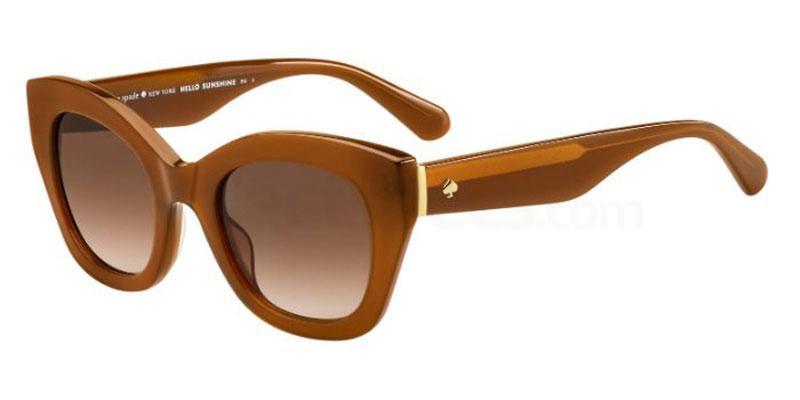 40G (HA) JALENA/S Sunglasses, Kate Spade