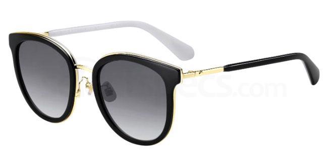 80S (9O) ADAYNA/F/S Sunglasses, Kate Spade