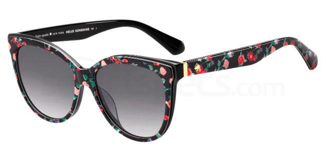 7RM (9O) DAESHA/S Sunglasses, Kate Spade