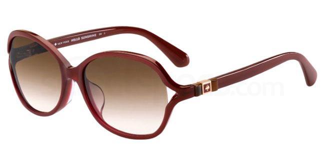 LHF (HA) JABRIA/F/S Sunglasses, Kate Spade