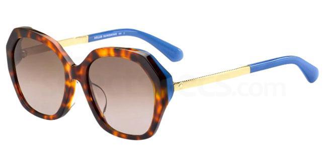 IPR (HA) KAYSIE/F/S Sunglasses, Kate Spade
