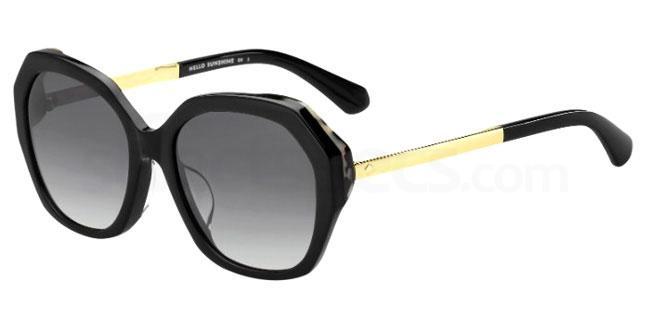 WR7 (9O) KAYSIE/F/S Sunglasses, Kate Spade
