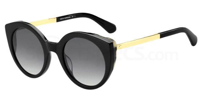 807 (9O) NORINA/S Sunglasses, Kate Spade
