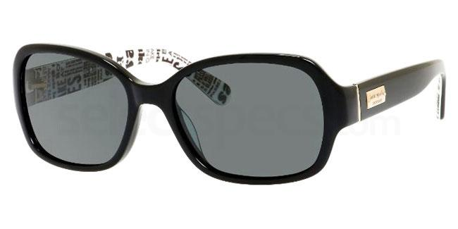 9KQ (RA) AKIRA/P/S Sunglasses, Kate Spade