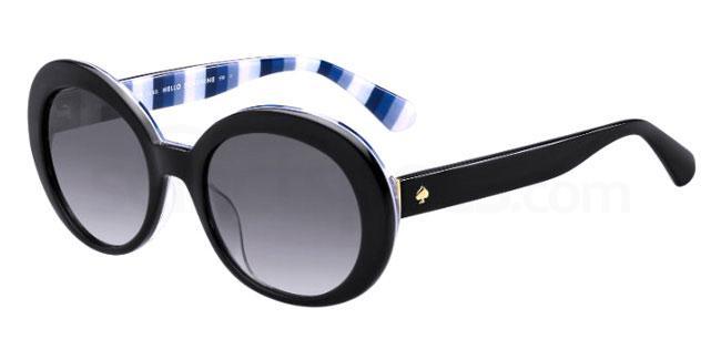 807 (9O) CINDRA/S Sunglasses, Kate Spade