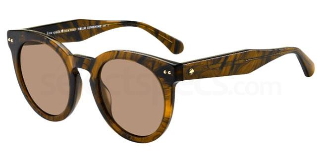 086 (70) ALEXUS/S Sunglasses, Kate Spade