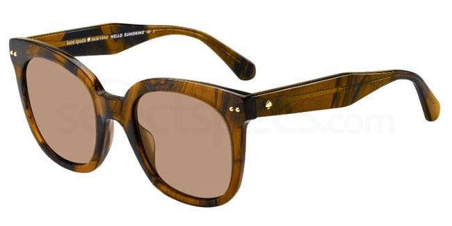 086 (70) ATALIA/S Sunglasses, Kate Spade