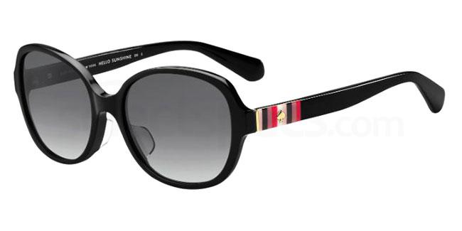 807 (9O) CAILEE/F/S Sunglasses, Kate Spade