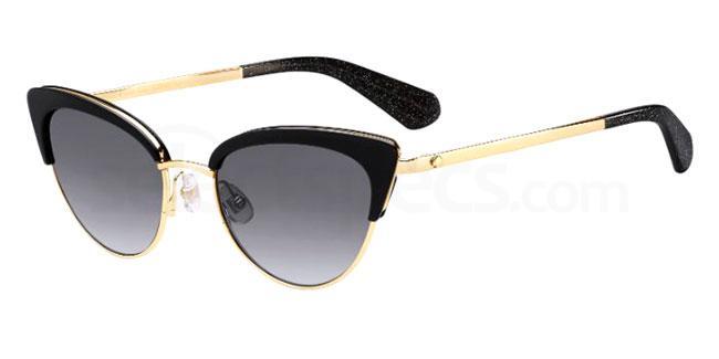 807 (9O) JAHNAM/S Sunglasses, Kate Spade