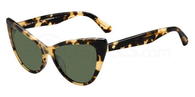 086 (QT) KARINA/S Sunglasses, Kate Spade