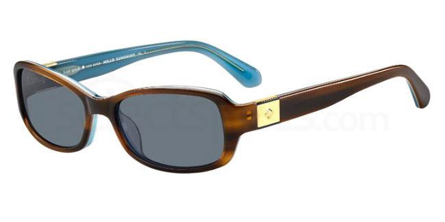 IPR (IR) PAXTON2/S Sunglasses, Kate Spade