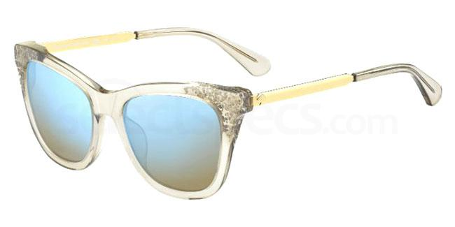 09Q (3U) ALEXANE/S Sunglasses, Kate Spade