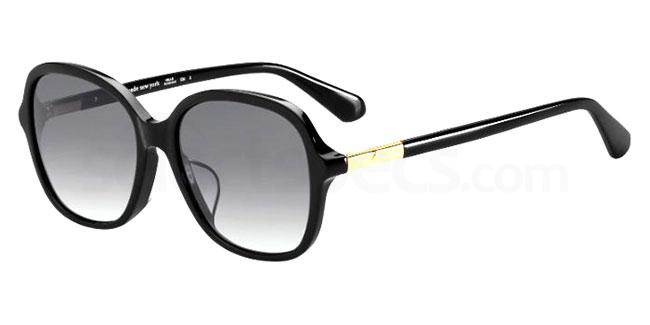 807 (9O) BRYLEE/F/S Sunglasses, Kate Spade