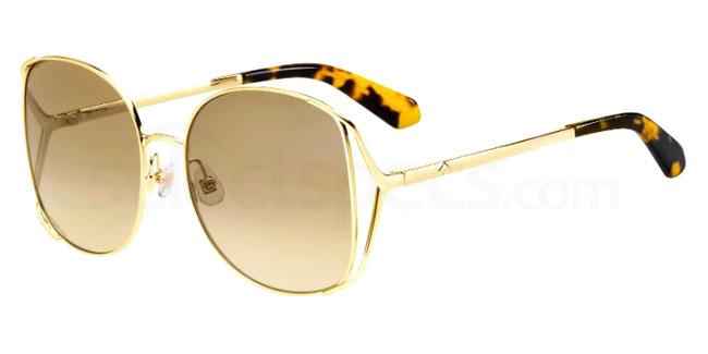 06J (EG) EMYLEE/G/S Sunglasses, Kate Spade
