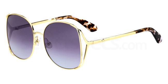 HKZ (DG) EMYLEE/G/S Sunglasses, Kate Spade