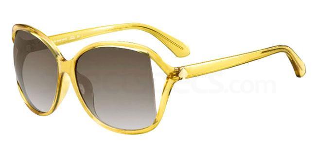 40G (HA) GLORIANN/F/S Sunglasses, Kate Spade