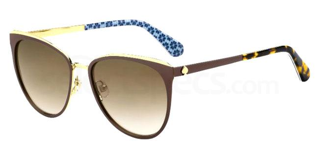 09Q (HA) JABREA/S Sunglasses, Kate Spade