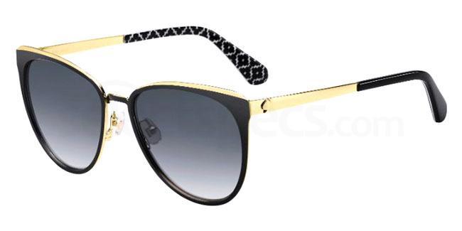807 (9O) JABREA/S Sunglasses, Kate Spade