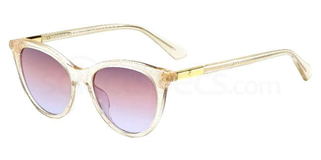 2T3 (QR) JANALYNN/S Sunglasses, Kate Spade